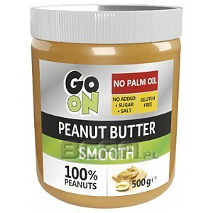 Go On Nutrition Peanut Butter Smooth 500g 1/1