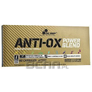 Olimp Anti-OX Power Blend 60kaps. [promocja] 1/1