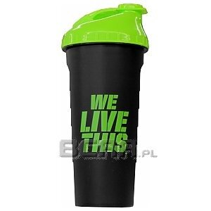 Muscle Pharm Shaker We Live This 700ml 1/1