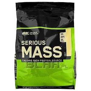Optimum Nutrition Serious Mass 5455g 1/1