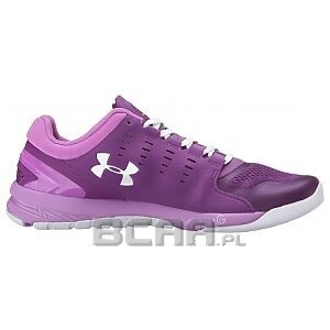 Under Armour Buty Damskie Charged Stunner Training 1266379-531 roz.38 fioletowy 1/8