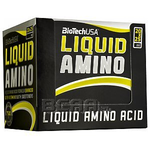 BioTech USA Liquid Amino Acid 20 x 25ml 1/2