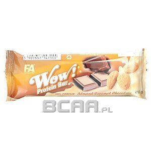 Fitness Authority WOW! Protein Bar 60g 1/1