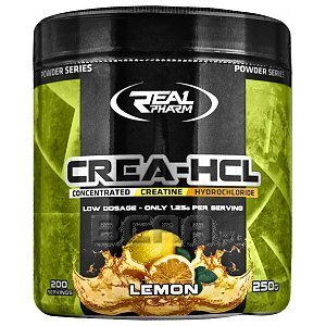 Real Pharm Crea HCl 250g 1/1