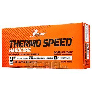 Olimp Thermo Speed Hardcore 120kaps. 1/1