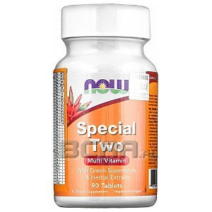 Now Foods Special Two 90tab. 1/1