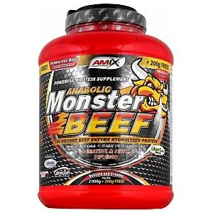 Amix Anabolic Monster Beef 2000g+200g FREE 1/1