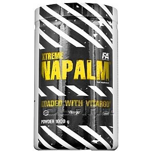 Fitness Authority Xtreme Napalm Loaded with Vitargo 1000g 1/1