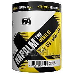Fitness Authority Xtreme Napalm Pre-Contest 500g [promocja] 1/1