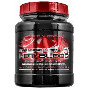 Scitec Hot Blood 3.0 820g 1/1