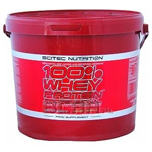Scitec 100% Whey Protein Professional 5000g 1/1