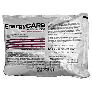 OstroVit Extra Pure EnergyCarb 1000g 1/1
