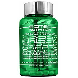 Scitec Green Coffee Complex 90kaps. 1/1