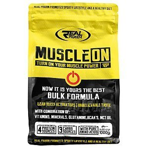 Real Pharm Muscle On 1000g 1/1