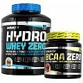 BioTech USA Hydro Whey Zero + BCAA Flash Zero
