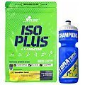 Olimp Iso Plus Sport Drink Powder + Bidon Endurance Sport