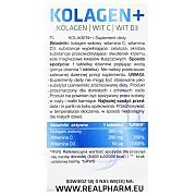 Real Pharm Kolagen+ 60tab. 3/3