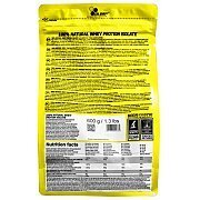 Olimp 100% Natural Whey Protein Isolate 2x600g 2/2