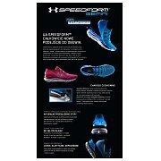 Under Armour Buty Damskie Charged Stunner Training 1266379-531 roz.38 fioletowy 7/8