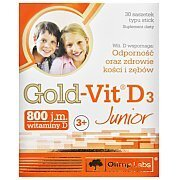 Olimp Gold-Vit D3 Junior 30sasz. 2/3