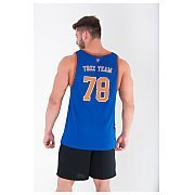 Trec Wear Koszulka Jersey 010 Royal Blue 3/4